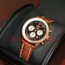 Breitling Red gold Automatic 43mm new Navitimer 01
