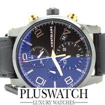 Montblanc TIMEWALKER DUAL CARBON CHRONOGRAPH AUTOMATIC 105805