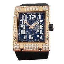 Richard Mille RM016 Diamonds RM016 Ultra Flat in Rose Gold...