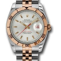 Rolex Used 116261 2-Tone Oyster Perpetual Datejust - Steel and...