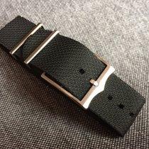 튜더 (Tudor) Black Textile Nato Strap
