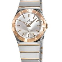 Omega Constellation Women's Watch 123.20.27.60.02.003