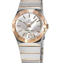Omega Constellation Women's Watch 123.20.27.60.02.003