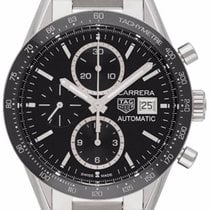 TAG Heuer Carrera Calibre 16 Automatik Chronograph 41mm