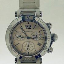 Cartier Pasha (Submodel) usados Acero
