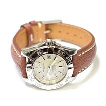 Breitling Galactic 32mm Stainless Steel Ladies Watch on...