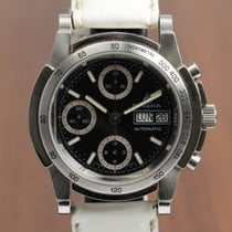 Dugena Chronograph 40mm Automatic pre-owned Black
