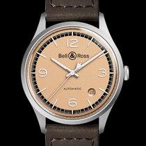 ベル & ロスBR-X1 ・新品/未使用・時計 (説明書付き、化粧箱入り)・38.5 mm・スチール