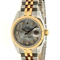 Rolex 179173 Or/Acier 2004 Lady-Datejust 26mm occasion