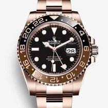 Rolex GMT-Master II Or rose