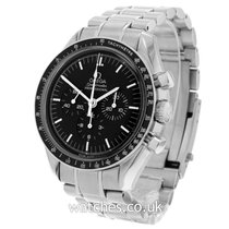 Omega 3570.50.00 Steel Speedmaster Professional Moonwatch 42mm
