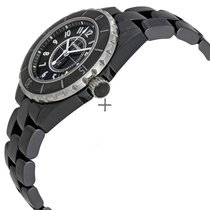 Chanel Ceramic 33mm Quartz H0682 new