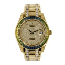 Rolex Yellow gold 39mm Automatic 86348SABLV new United States of America, New York, New York