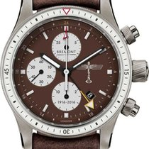 Bremont Boeing Titanium 43mm Brown United States of America, Florida, Naples