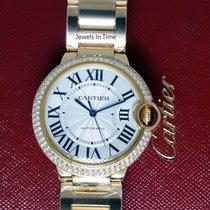 Cartier Ballon Bleu 36mm new 36mm Yellow gold