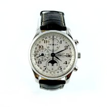 Longines Master Collection L2.673.4.78.3 2008 pre-owned