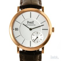 Piaget 40mm Automatic pre-owned Altiplano Silver