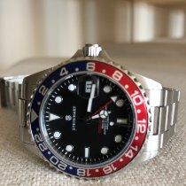 Steinhart 42mm 自動發條 GMT Ocean 1 Blue and Res 二手