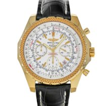 Breitling Bentley Motors Yellow gold 48mm Silver No numerals United States of America, Maryland, Baltimore, MD