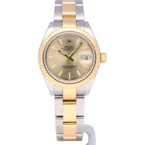 Rolex Lady-Datejust Goud/Staal 28mm Nederland, The Netherlands