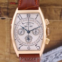 Franck Muller Yellow gold 34mm Manual winding 6850 CC MC pre-owned United Kingdom, London
