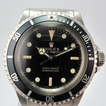 Rolex Submariner (No Date) 5513 1966 occasion
