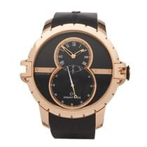 Jaquet-Droz Rose gold 45mm Automatic J029033401 pre-owned United Kingdom, Bishop's Stortford