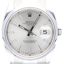 Rolex Oyster Perpetual Date Stahl 34mm Silber Deutschland, Rheda-Wiedenbrück