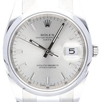 Rolex Oyster Perpetual Date neu 2019 Automatik Uhr mit Original-Box und Original-Papieren 34 115200