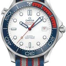 Omega 212.32.41.20.04.001 Steel Seamaster Diver 300 M 41mm new United States of America, Florida, Miami