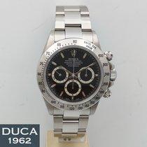 Rolex Daytona Acciaio 40mm Nero Senza numeri Italia, Roma