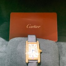 Cartier Tank Américaine Rose gold White Roman numerals United States of America, Florida, Miami