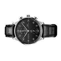 IWC new Automatic Steel Sapphire crystal