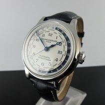 Baume & Mercier Capeland Stahl 44mm Weiß Arabisch Deutschland, München