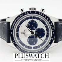 Omega Speedmaster CK 2998 limited Edition blu dial Moonwatch