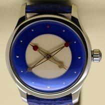 Egotempo AZZURRO ITALIA  (Blue dial, orologio italiano)