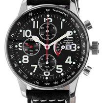 Zeno-Watch Basel X-Large Retro Chrono Power Reserve P557PR-A1