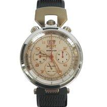 Bovet Sportster Saguaro Chronograph Stainless Steel Watch