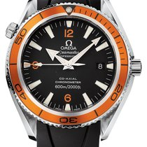 Omega Seamaster Planet Ocean Orange