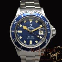 Tudor Submariner Snowflake 9411/0 Blue
