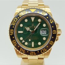 Rolex GMT-Master CERAMIK GREEN DIAL