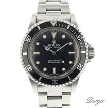 Rolex Submariner No-Date  5513