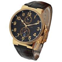 Ulysse Nardin 266-66-3/62 Maxi Marine Chronometer - Rose Gold...
