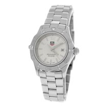 TAG Heuer Authentic Ladies  Aquaracer WAF1412 Steel Diamond