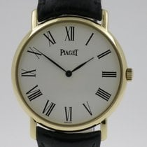"Piaget ""Tradition Gents""  18K (750) gold case."