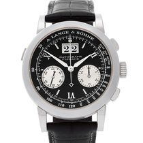 A. Lange & Söhne Datograph Platinum 39mm Black Roman numerals United States of America, Florida, Surfside