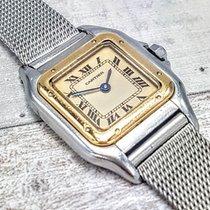 Cartier Panthère or et en acier Gold/Steel - 1990–1999 -  NO...