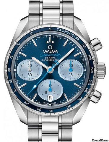 Omega Speedmaster 324.30.38.50.03.002 2021 neu