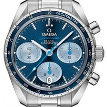 Omega Speedmaster 324.30.38.50.03.002 New Steel 38mm Automatic