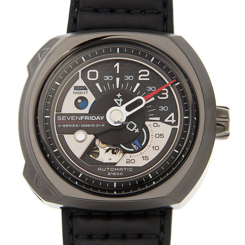 7da7df056f7 Comprar relógios Sevenfriday Aço